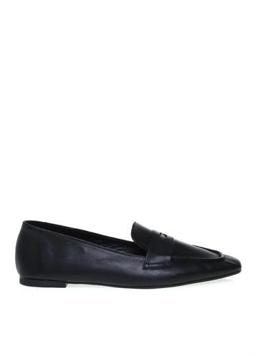 Greyder Greyder Siyah Düz Ayakkabı Siyah